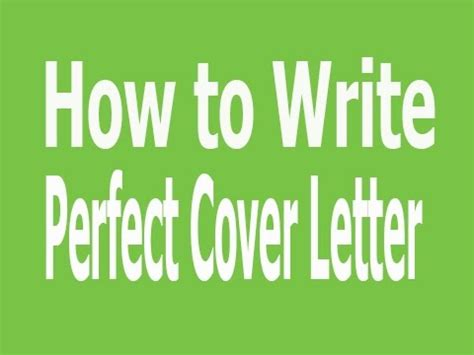 Whats the best way to start a cover letter? - Quora